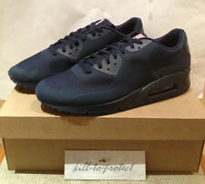 NIKE AIR MAX 90 HYPERFUSE USA NAVY US UK7 8 9 10 11 QS 613841-440 Independence