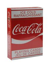 Coca Cola Ice Cold Coke Playing Cards - NEW & OFFICIAL