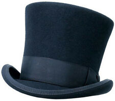 Black Squire Top Hat