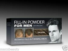 Fisk Irene Gari Cover your Gray Fill In Powder for Thinning Hair for Men - 1pc