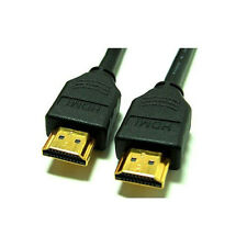 Premium HDMI Lead White or Black Xbox PS4 PS3 Cable HD LCD Video 3D HD TV 1-20m