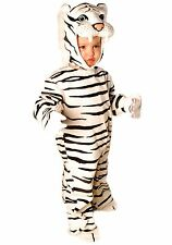 WHITE TIGER Toddler Infant Animal Halloween Costume