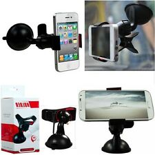 Universal Grip Mount Holder Windshield Suction Cup for Cell Phones Smartphone