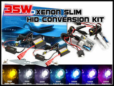 35W HID Slim light Conversion Kit H1 H3 H7 H11 H4-3 Bi-XENON H4-2 LoHi Ballast