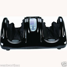 3D Foot Massage Device Machine Blood Circulation Ankle Relaxing Body 1Y WARRANTY