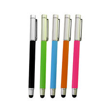 2-in-1 Touch Screen Stylus and Ballpoint Pen for Soft Input Panel