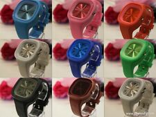 Large Dial Cheap Cool Silicone Jelly / Rubber Band Watch for Men or Woman