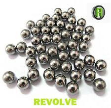 "1/2"" Ball Bearings Catapult Slingshot Ammo 1/2 Inch Steel Balls 12.7mm Free P&P"