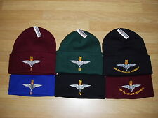 The Parachute Regiment - Knitted Headwear / Wooly Hat