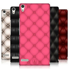 HEAD CASE DESIGNS CUSHION PROTECTIVE HARD BACK CASE COVER FOR HUAWEI ASCEND P6