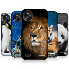 HEAD CASE WILDLIFE PROTECTIVE SNAP-ON HARD BACK CASE COVER FOR HTC DESIRE X