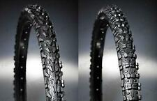 "Explorer Mountain Bike Bicycle Front or Rear Tyre 26"" x 2.1"" Puncture Protection"
