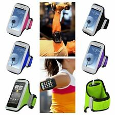 For Samsung Case Sports Gym Workout Gear Running Armband Pouch Cover Medium