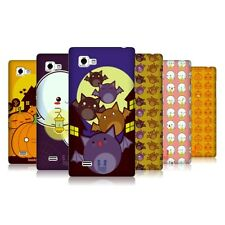 HEAD CASE DESIGNS HALLOWEEN KAWAII CASE COVER FOR LG OPTIMUS 4X HD P880