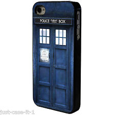 TARDIS DR WHO Phone Case/Cover UK STOCK. iPhone 4 4s 5 5s 5c 6 S5