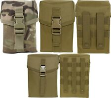 Camouflage Military MOLLE II 100 Round Saw Pouch