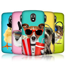HEAD CASE FUNNY ANIMALS SNAP-ON BACK CASE COVER FOR SAMSUNG GALAXY NEXUS I9250