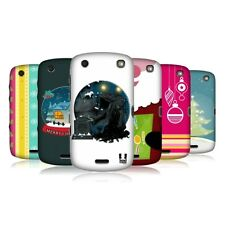 HEAD CASE DESIGNS MIX CHRISTMAS COLLECTION BACK CASE FOR BLACKBERRY CURVE 9380