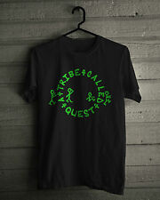 A Tribe Called Quest T-Shirt, American Hip Hop Group Black Tee