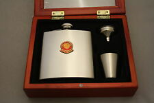 Football club hip flask gift set - Clubs A-O
