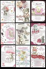 QUALITY ~ MOTHER'S DAY CARD ~ CHOICE OF TITLE AND DESIGN ~ FAB VERSES ~ Mothers