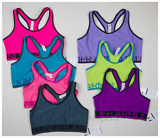 Under Armour Women's UA STILL GOTTA HAVE IT Sports Bra Top S M L XL 1236768