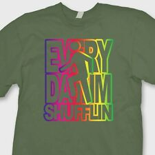 Everyday Im Shufflin LMFAO concert Rock T-shirt Party Band Tee Shirt