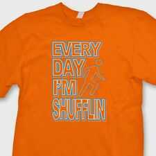 Everyday Im Shufflin Concert Tour And Party T-shirt LMFAO Rock Tee Shirt
