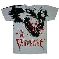BULLET FOR MY VALENTINE - WEREWOLF ALL OVER T-SHIRT S, M, L, XL 2XL - V103
