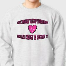 RN NURSE Heart Scrubs Funny Unisex Tee Sexy Medical Love Crew Neck Sweatshirt