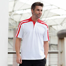 Finden & Hales LV328 Racing Sports Polo Shirt
