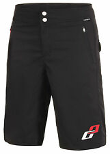 GHOST Shorts All Mountain Bike Shorts black/white/red by Maloja Modell 2014
