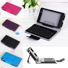 "Stand Leather Case Cover with Bluetooth Keyboard For New Google Nexus 7"" 2nd Gen"