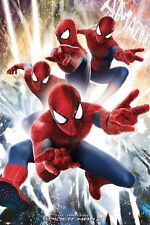 New The Amazing Spiderman 2 Webslinger Collage Poster
