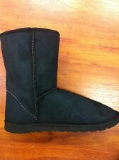 NEW STOCK JUST IN MENS UGG BOOTS PULL ON SHORT LEG STYLE BLACK SIZES 6 TO 13