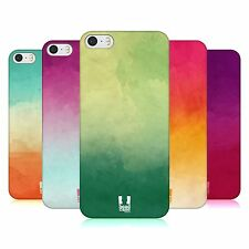 HEAD CASE DESIGNS WATERCOLOURED OMBRE CASE COVER FOR APPLE iPHONE 5 5S