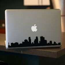Minneapolis Skyline Decal for Laptop or Car