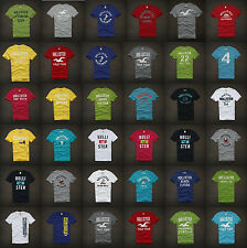 NWT Men's Hollister Abercrombie Lot 5 T Shirt  Worldwide Ship U Pick Sizes