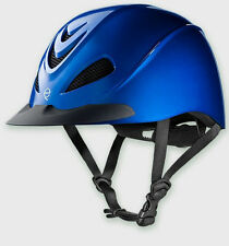 TROXEL LIBERTY LOW PROFILE  WESTERN SAFETY DURATEC RIDING HELMET HORSE S M L