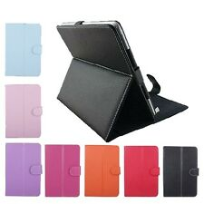 "Flip Leather Case Cover stand For 9"" Azpen A909/Supersonic SC-999 Tablet tab"