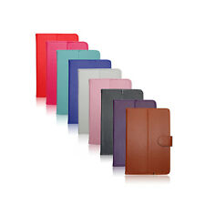 "PU Leather Case Stand Cover For Android Tablet PAD TAB 7"" 8"" 9"" 9.7"" 10.1"""