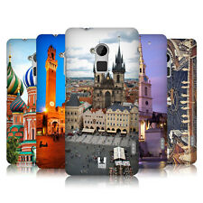 HEAD CASE DESIGNS CITY SQUARES HARD BACK CASE COVER FOR HTC ONE MAX