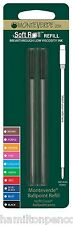 MONTEVERDE BALLPOINT REFILLS FOR CROSS BALLPOINT PENS - 10 colours - Medium C132