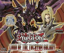 Yu-gi-oh Lord Of Tachyon Galaxy Commons LTGY Cards Mint Take Your Pick