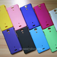 1x Ultra-thin PC Hard Cover Skin Case for Sony LT25i Xperia V