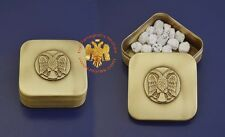 Incense Box With Various Orthodox Images On Top & FREE Incense Sample