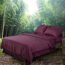 Organic Pure Bamboo Bondi King Size Duvet Cover Set
