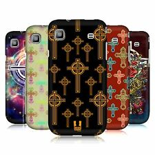 HEAD CASE DESIGNS CROSS PRINTS CASE COVER FOR SAMSUNG GALAXY S I9000 I9001