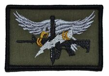 Full Color Tactical Eagle 2x3 Military Morale Patch
