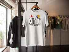 SPACE IBIZA MENS T-SHIRTS HOUSE DANCE CLUBBING PACHA PRIVILEGE WHITE ISLAND RAVE